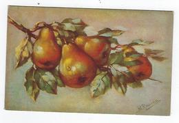 CPA - Fruits - Poires - Rasina - Fiori, Piante & Alberi