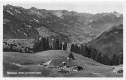 Jaunpass Blick In's Simmental - BE Berne