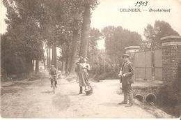 27) GELINDEN - Broekstraat - 1913 - Sint-Truiden
