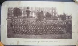 Sint-Truiden: Vlaamsche Legerpupillenschool - Oude Fotoprent 40 X 70 Cm - Documents