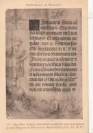 *** 25  ***  Bibliotheque De Besançon  - Hans  Durer Piquier Allemand Monté  ...  ...  Neuve Excellent état - Besancon