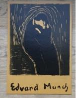 Edvard Munch - Künstlerkarten
