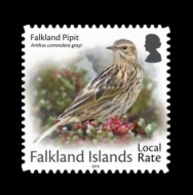 Falkland Islands 2019 Mih. 1344II Definitive Issue. Fauna. Small Birds (self-adhesive) MNH ** - Islas Malvinas