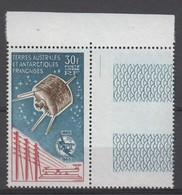 Französische Gebiete In Der Antarktis , Nr 32 ,  Postfrisches Randstueck - Unclassified