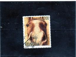 B - 2019 Svizzera - Cavallo - Schweiz
