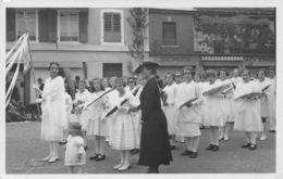Bulle Fête-Dieu 11 Juin 1936 - FR Fribourg