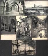 Abbaye De Maredsous Denée - Petit Lot Sympa 6 Cartes (Nels,...) - Anhée