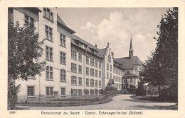 Pensionnat Du Sacré Coeur Estavayer-le Lac - FR Fribourg