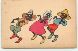 N°13104 - MM Vienne  N°416 - Cake Walk - Enfants Noirs Dansant- Black America - Vienne