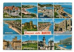 Souvenir Delle MARCHE - Ancona, Portonovo, Sirolo, Numana, Falconara, Iesi, Senigallia, Fabriano, Osimo..... - Vedute - Italien