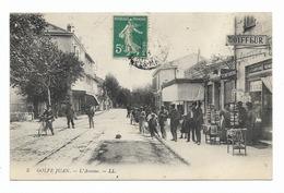 GOLFE JUAN L Avenue LL ANIMEE PLUSIEURS COMMERCES - Francia
