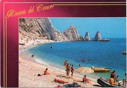 RIVIERA DEL CONERO (AN) - Spiaggia Delle Due Siorelle - Italien