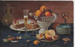 AK 0304  Herzlichen Glückwunsch Zum Geburtstag - Stilleben / Künstlerkarte Um 1910-20 - Geburtstag