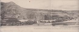 CPA Précurseur Vue Panoramique Du Bassin Du Puy, Prise De Viaye ... : L'Arbousset, Espaly, Saint-Michel D'Aiguilhe ... - Sonstige Gemeinden