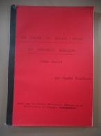 LA CROIX DE SAINT-GERY EN BRABANT WALLON CHASTRE HISTOIRE RÉGIONALISME FOLKLORE LÉGENDE RELIGION TRADITION PATRIMOINE - Cultura
