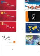 FRANCE - Télécartes