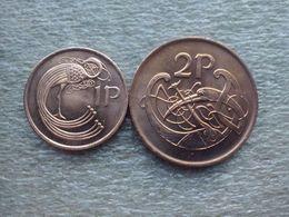 Ireland  1 Ja 2 Pence   1992,1996   UNC - Ireland