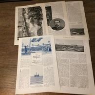 1914 LPT DRAME DE FACHODA DOCTEUR EMILY MISSION MARCHAND 2E PARTIE - Old Paper