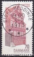 Denmark/1973 - AFA 540 - 70 ø - USED/'STORE-HEDDINGE' - Used Stamps