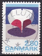 Denmark/1985 - AFA 845 - 2.80 Kr - USED/'BILLUND' - Used Stamps