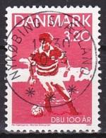 Denmark/1989 - AFA 935 - 3.20 Kr - USED/'NYKØBING SJÆLLAND' - Denmark