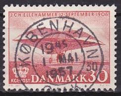 Denmark/1956 - AFA 366 - 30 ø - USED/'KØBENHAVN 30' - Denmark