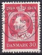 Denmark/1959 - AFA 374 - 30 ø - USED/'KØBENHAVN 3 OMK' - Denmark