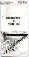 Vosges Vallée De Celles Aménagement Du Vieux Pré - Obras Públicas