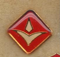 U.S. Triestina Calcio Pins TRIESTE FVG  Insignes De Football Badges Insignias De FÚtbol Fußball-Abzeichen - Calcio