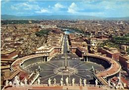 Città Del Vaticano - Piazza S.pietro - Formato Grande Non Viaggiata – E 13 - Vaticano