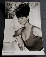Sexy Portrait CLAUDIA CARDINALE # Alte Progress-Star-Photo-Karte # [19-9] - Fotos