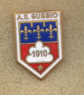 A.S. Gubbio Calcio Perugia Umbria Insignes De Football Badges Insignias De FÚtbol Fußball-Abzeichen SPILLONE - Calcio