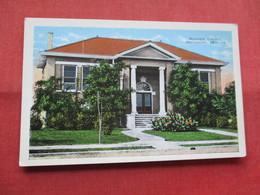 Library   Bartlesville   Oklahoma        Ref    3565 - Bartlesville