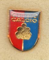 Gubbio Calcio Perugia Umbria Insignes De Football Badges Insignias De FÚtbol Fußball-Abzeichen - Calcio