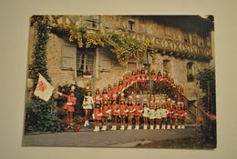 47 Lot Et Garonne Cancon Ses Mini Majorettes - Autres Communes