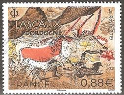 France - 2019 - Grotte De Lascaux - Oblitéré - France