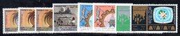 APR2375 - LIBIA 1969 , Cinque Serie Integre ***  MNH  (2380A) - Libia