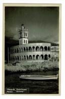 Carte Photo - Moroni -  Mosquée Musulmane, Barque Au Premier Plan - Pas Circulé - Comores