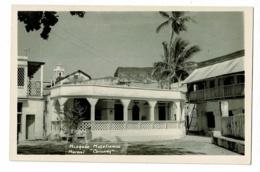 Carte Photo - Moroni -  Mosquée Musulmane - Pas Circulé - Comores