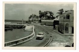 Carte Photo - Moroni - Extrémité Du Port (404 Peugeot) - Pas Circulé - Comores