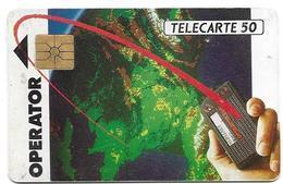 Telecarte 50 - Operator - Téléphones