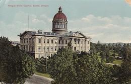PC Salem - Oregon State Capitol - 1913 (42991) - Salem