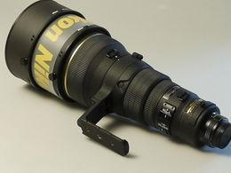 NIKON LENTE OBIETTIVO LENS NIKKOR NITAL AF-S 400 Mm F/ 2.8 D IF ED TRUNK CASE CT-402 HOODS EX+ - Lenses