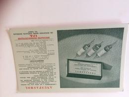 Vloeipapier - Buvard Specialites Pharmaceutiques V.P.G. Bruxelles - Produits Pharmaceutiques