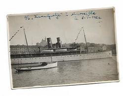 Croatia Boat Karadjorge 1926 In Split - Croatia