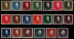Austria, Fieldpost 1915, 20  Values, MH - Austria