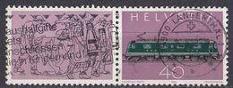 HELVETIA - SUISSE - SVIZZERA - 1982 - Yvert 1149 + Vignetta, Usato. - Svizzera