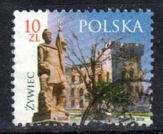 2018 Poland Polen Pologne Mi. 4996 Polnische Städte: Zywiec, S. Scan - Used Stamps
