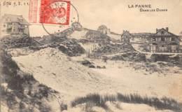 LA PANNE - Dans Les Dunes - De Panne