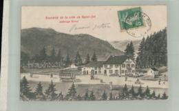 CPA  88  Souvenir De La Cote De Saint-Dié  -  Auberge Rivot- ( Signée à Gauche Bas Dreyschüt)    Aout 2019 55 - Saint Die